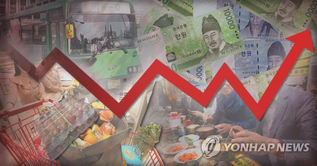 簡訊:韓11月CPI同比上漲0.2%