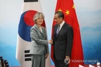 中國外長王毅今起對南韓進行訪問