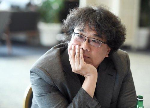 導演奉俊昊 CJ娛樂供圖(圖片嚴禁轉載複製)