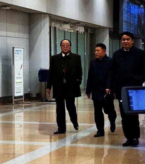 詳訊:朝鮮經濟相現身北京機場將赴敘利亞