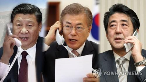 詳訊:文在寅將於23-24日訪華出席韓中日峰會