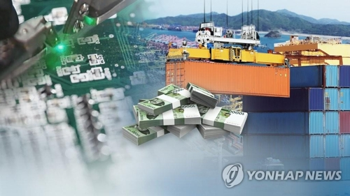 韓12月前10天出口同比增7.7%