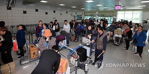 南韓72小時過境免簽口岸將擴至地方機場