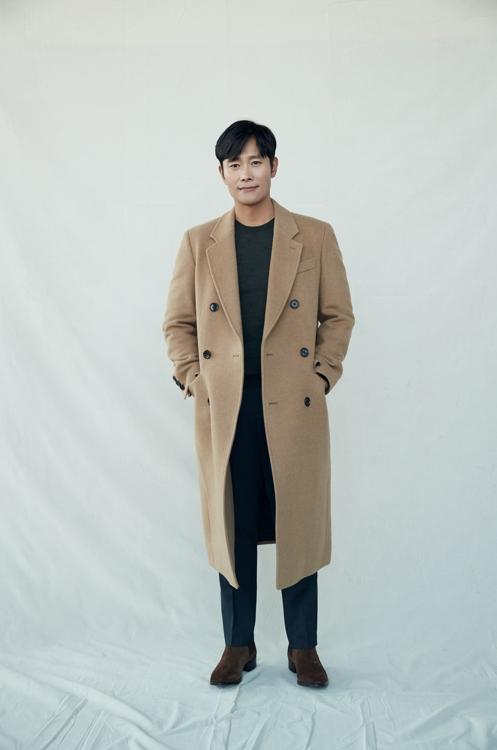 李炳憲 BH娛樂供圖(圖片嚴禁轉載複製)