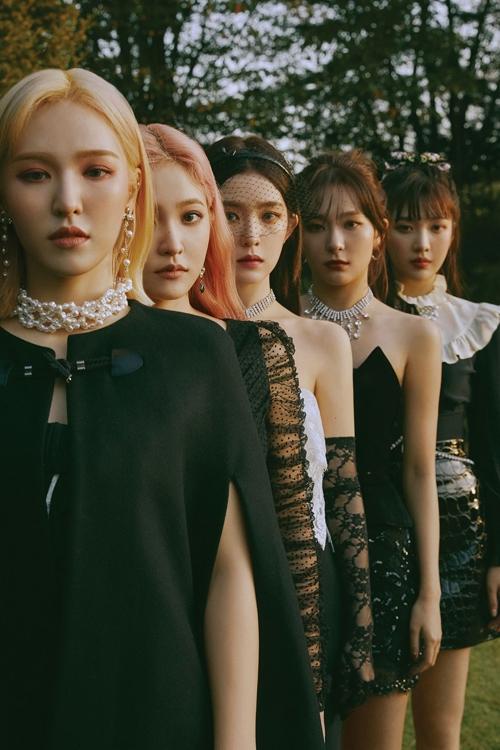Red Velvet新歌《Psycho》橫掃南韓音源榜