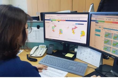韓中空氣品質預報資訊共用機制今啟動