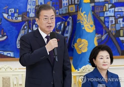 南韓總統2020年年薪140萬元 同比漲2.04%