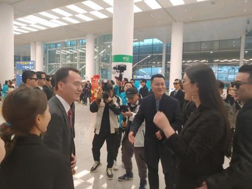 中國5000名獎勵旅遊團訪韓 為2017年來最大規模