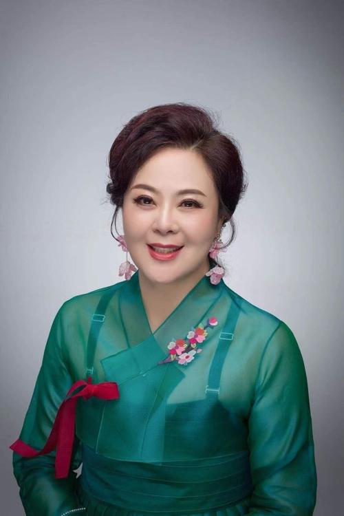 旅韓朝鮮族歌手第一人劉春今重返歌壇