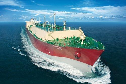 南韓建造亞洲首艘LNG運輸加注船定名濟州LNG2號