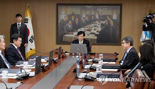 詳訊:南韓央行維持基準利率1.25%不變