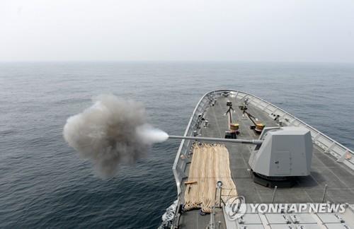 詳訊:韓政府擬將清海部隊作戰範圍暫擴至霍爾木茲