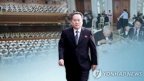 簡訊:朝媒證實前祖平統委員長李善權出任外相