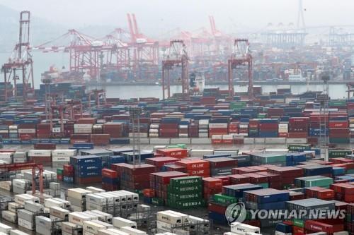 2019年南韓對外貿易最大順差來源地為香港
