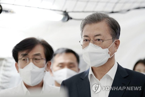 文在寅致函習近平表示願協助中國防控新型肺炎