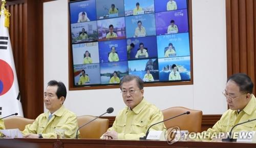 文在寅強調將嚴格隔離管理自漢回國公民