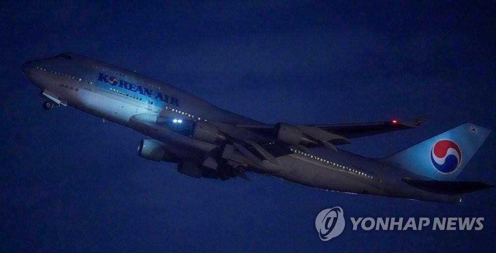 詳訊:南韓包機載367名公民從武漢啟程返回