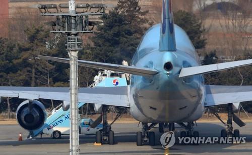韓外交部:正與中方協商今夜再派包機撤僑