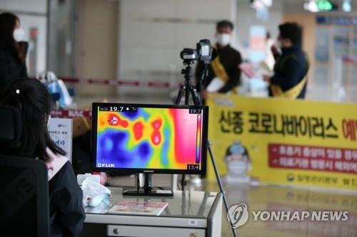 南韓新冠病毒確診病例16例 接觸者1318人