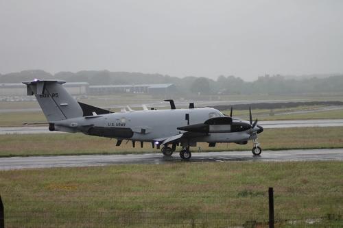 美軍特種偵察機飛臨韓半島或監視朝鮮疫情