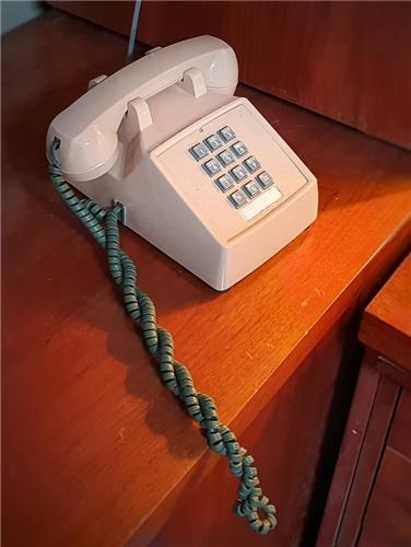 聯合國軍司令部公開對朝聯絡用電話機