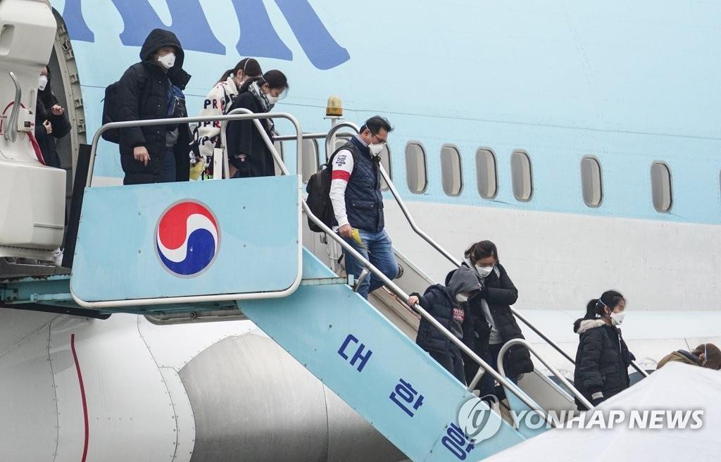 詳訊:韓政府擬再安排一架班機赴武漢撤僑