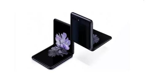 Galaxy Z Flip渲染圖 The Verge官網截圖(圖片嚴禁轉載複製)