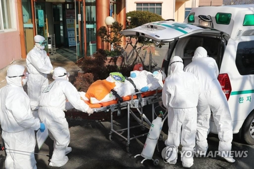 簡訊:南韓出現第二例感染新冠死亡病例