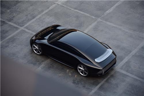 現代汽車電動概念車Prophecy正式亮相