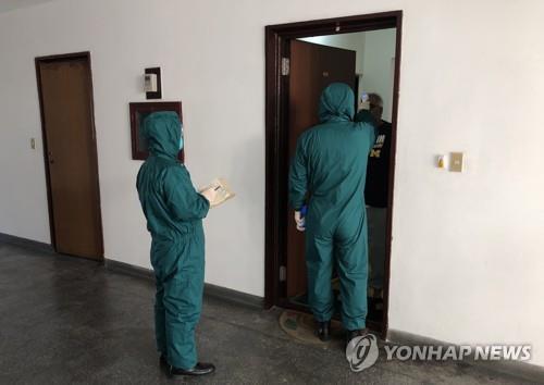 朝媒稱境內221名外國人解除隔離