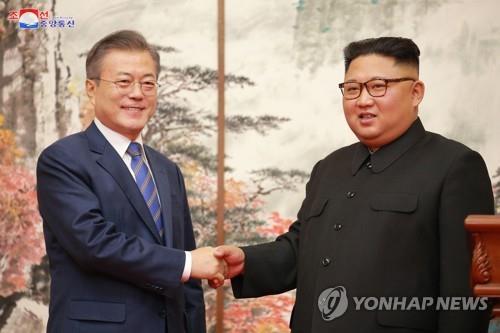 朝媒對韓朝領導人互致信函只字未提