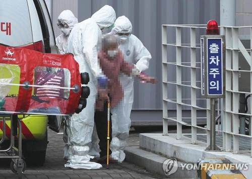 詳訊:南韓新增179例新冠確診病例 累計7313例