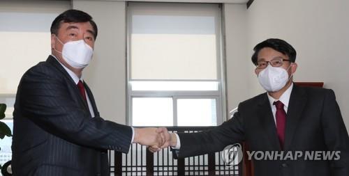 中國駐韓大使:中方願向韓方出口防疫物資