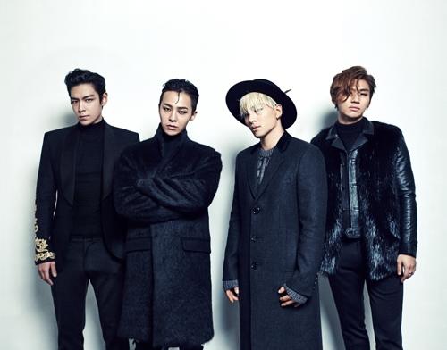 一週韓娛:BIGBANG與東家續約 防彈專輯銷量創紀錄