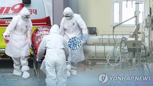 簡訊:南韓新增107例新冠確診病例 累計8086例