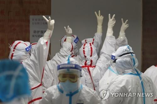 中國武漢向南韓回贈6萬個口罩
