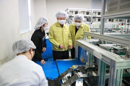南韓採購廳將儲備1億個應急口罩