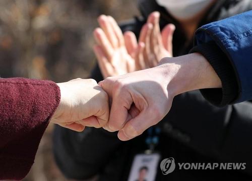 南韓新冠治愈率達18.3% 1540人解除隔離