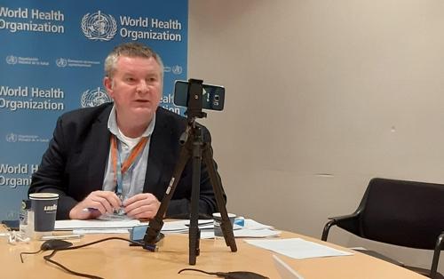 世衛組織執行主任積極評價南韓防疫措施