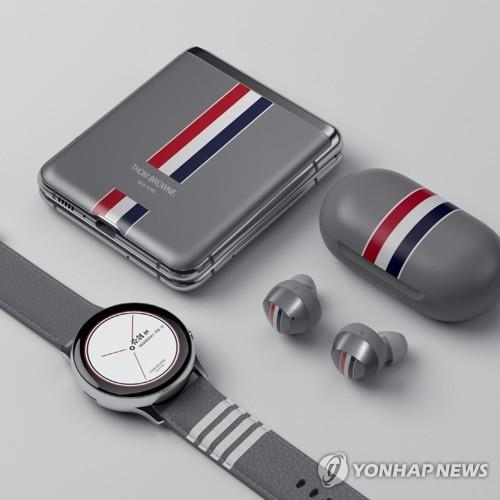 三星Galaxy Z Flip聯名套裝版在華熱銷