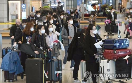 調查:逾七成南韓人認為政府抗疫措施得力
