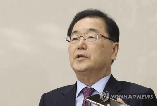 韓青瓦臺召開國安常委會商討凝聚全球抗疫力量