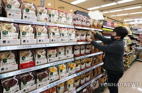 統計:2月南韓電商銷售猛增超九成