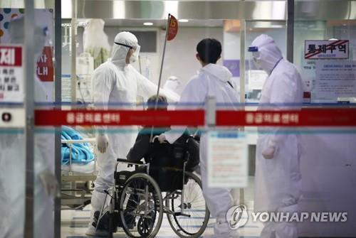 簡訊:南韓新增89例新冠確診病例 累計9976例