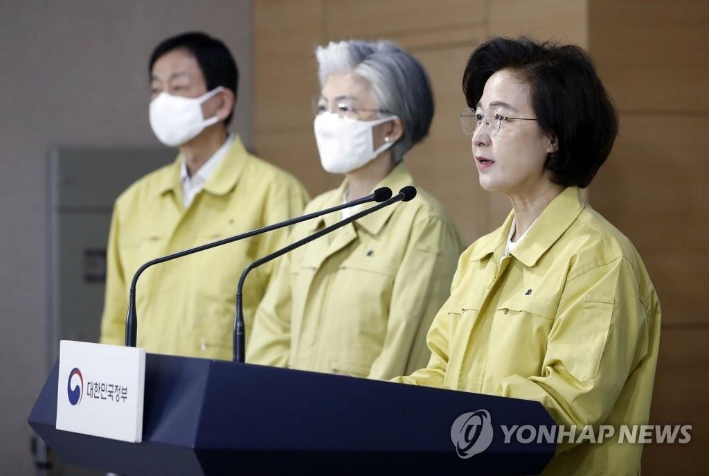 韓政府:疫情下力保公民安全投票