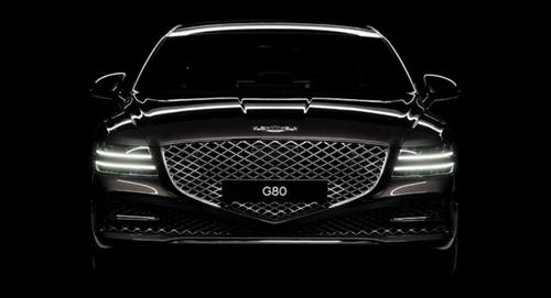 捷尼賽思G80設計性能獲海外車媒盛讚