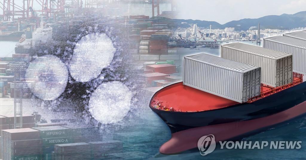 南韓4月前10天出口同比減18.6%