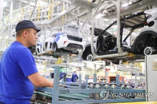 現代汽車三星電子在俄工廠復工