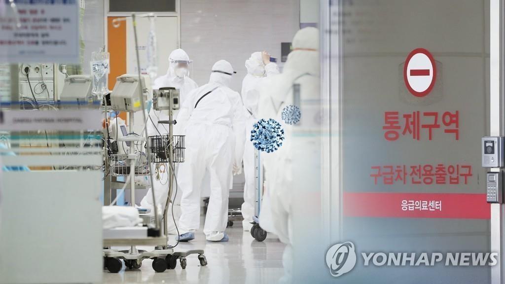 南韓將擴充醫療資源防範疫情復發