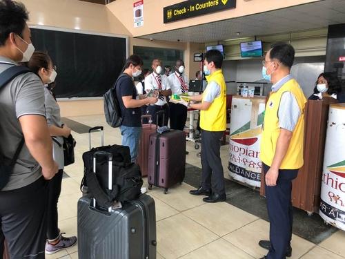 越南為340名韓企人士入境設例外